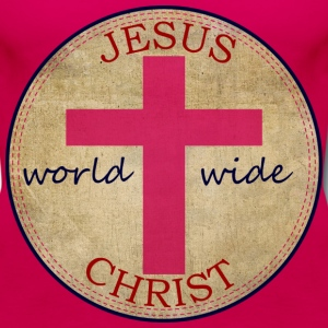 Jesus World Wide - Women's Premium Tank Top