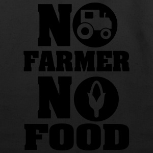 no farmer no food Women's T-Shirts - Eco-Friendly Cotton Tote