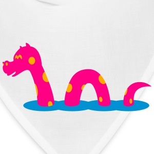 Funny sea monster Long Sleeve Shirts - Bandana
