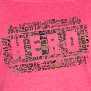 CrossFit Hero WODs Camo Cloud Tanks - Women's Vintage Sport T-Shirt