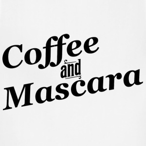 Coffee and Mascara Women's T-Shirts - Adjustable Apron