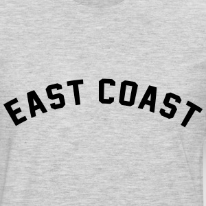 East Coast  Women's T-Shirts - Men's Premium Long Sleeve T-Shirt