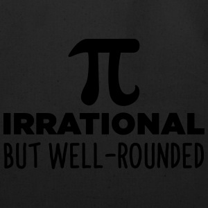 Pi Irrational But Well Rounded T-Shirts - Eco-Friendly Cotton Tote