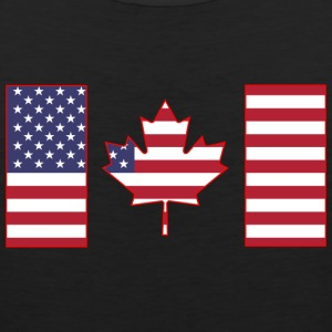 Maple Leaf from Stars and Stripes - Men's Premium Tank
