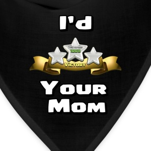 Clash of Clans Three Star Your Mom - Bandana
