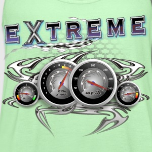 Extreme looking dashboard T-Shirts - Women's Flowy Tank Top by Bella