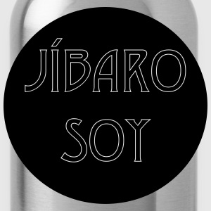 Jíbaro soy - Water Bottle
