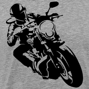 Biker Hoodies - Men's Premium T-Shirt