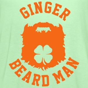 Ginger Beard Man T-Shirts - Women's Flowy Tank Top by Bella