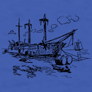 Moldering Wreck - Men's T-Shirt