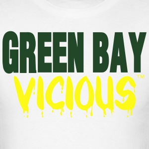 GREEN BAY VICIOUS Long Sleeve Shirts - Men's T-Shirt