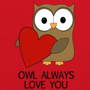OWL ALWAYS LOVE YOU COFFEE | TEA MUG - Crewneck Sweatshirt