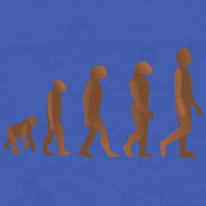 Evolution steps - Men's T-Shirt