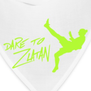 Dare to Zlatan Ibrahimovic T-Shirts - Bandana