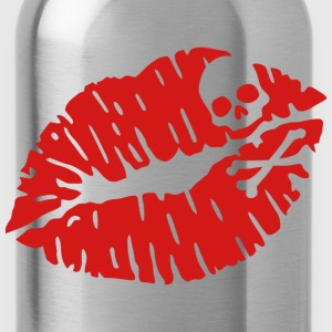 Deadly kiss T-Shirts - Water Bottle