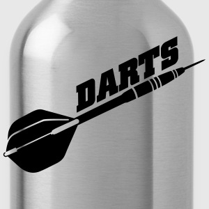 darts T-Shirts - Water Bottle