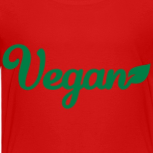 Vegan Kids' Shirts - Toddler Premium T-Shirt