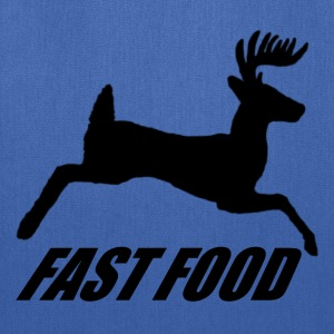 Whitetail Fast Food - Tote Bag