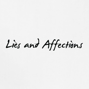 Lies And Affection Sweatshirt Grey - Adjustable Apron