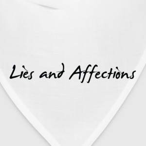 Lies And Affection Sweatshirt Grey - Bandana