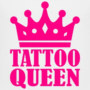 Tattoo Queen Kids' Shirts - Toddler Premium T-Shirt