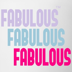 FABULOUS FABULOUS FABULOUS Women's T-Shirts - Coffee/Tea Mug