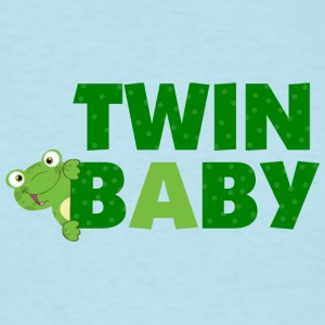 Twin Baby A - Men's T-Shirt