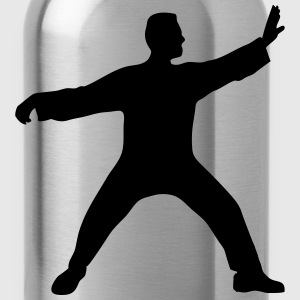 tai chi T-Shirts - Water Bottle