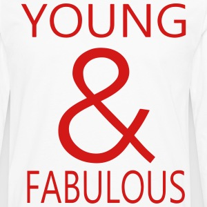 YOUNG & FABULOUS Women's T-Shirts - Men's Premium Long Sleeve T-Shirt