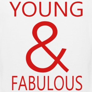 YOUNG & FABULOUS Women's T-Shirts - Men's Premium Tank