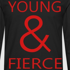 YOUNG & FIECE Women's T-Shirts - Men's Premium Long Sleeve T-Shirt