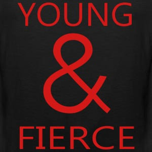YOUNG & FIECE Women's T-Shirts - Men's Premium Tank