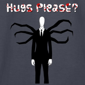 Hugs For Slenderman Hoodies - Kids' Long Sleeve T-Shirt