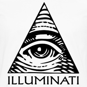 Illuminati Hoodie - Men's Premium Long Sleeve T-Shirt
