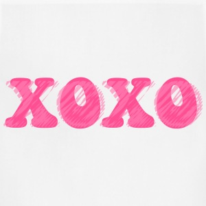 XOXO Women's T-Shirts - Adjustable Apron