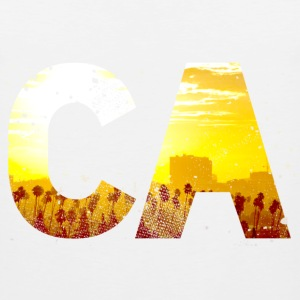 CA - California Women's T-Shirts - Men's Premium Tank