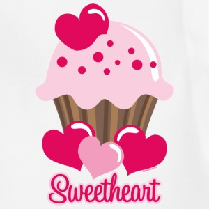Sweetheart Cupcake Kids' Shirts - Adjustable Apron