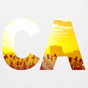 CA - California T-Shirts - Men's Premium Tank