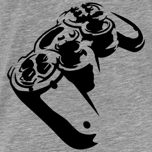 Gamepad Hoodies - Men's Premium T-Shirt