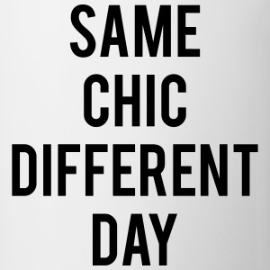 Same Chic Different Day  Women's T-Shirts - Coffee/Tea Mug