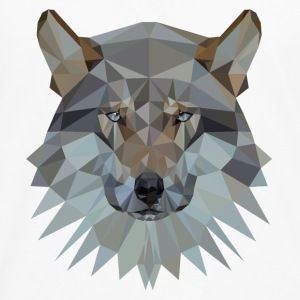wolf Baby & Toddler Shirts - Men's Premium Long Sleeve T-Shirt