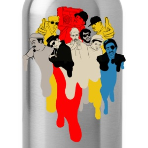 PAINTING A DEF JAM - Water Bottle