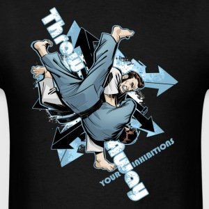 Throw Away Your Inhibitions - Men's T-Shirt