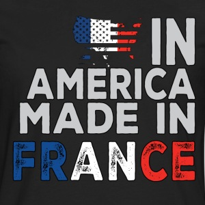 Made in France T-Shirts - Men's Premium Long Sleeve T-Shirt