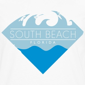 South Beach - Men's Premium Long Sleeve T-Shirt