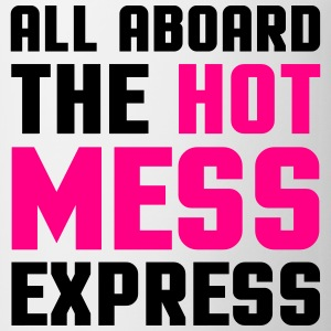 Hot Mess Express Women's T-Shirts - Coffee/Tea Mug