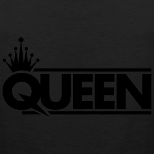 Queen Couple - Men's Premium Tank