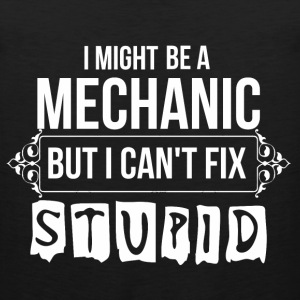 mechanic 2 T-Shirts - Men's Premium Tank