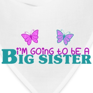 I'm Going To Be A Big Sister - Bandana