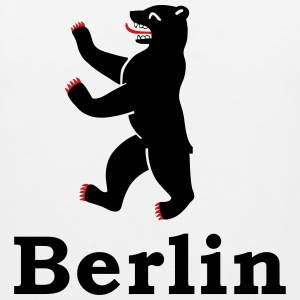 Berlin T-Shirts - Men's Premium Tank
